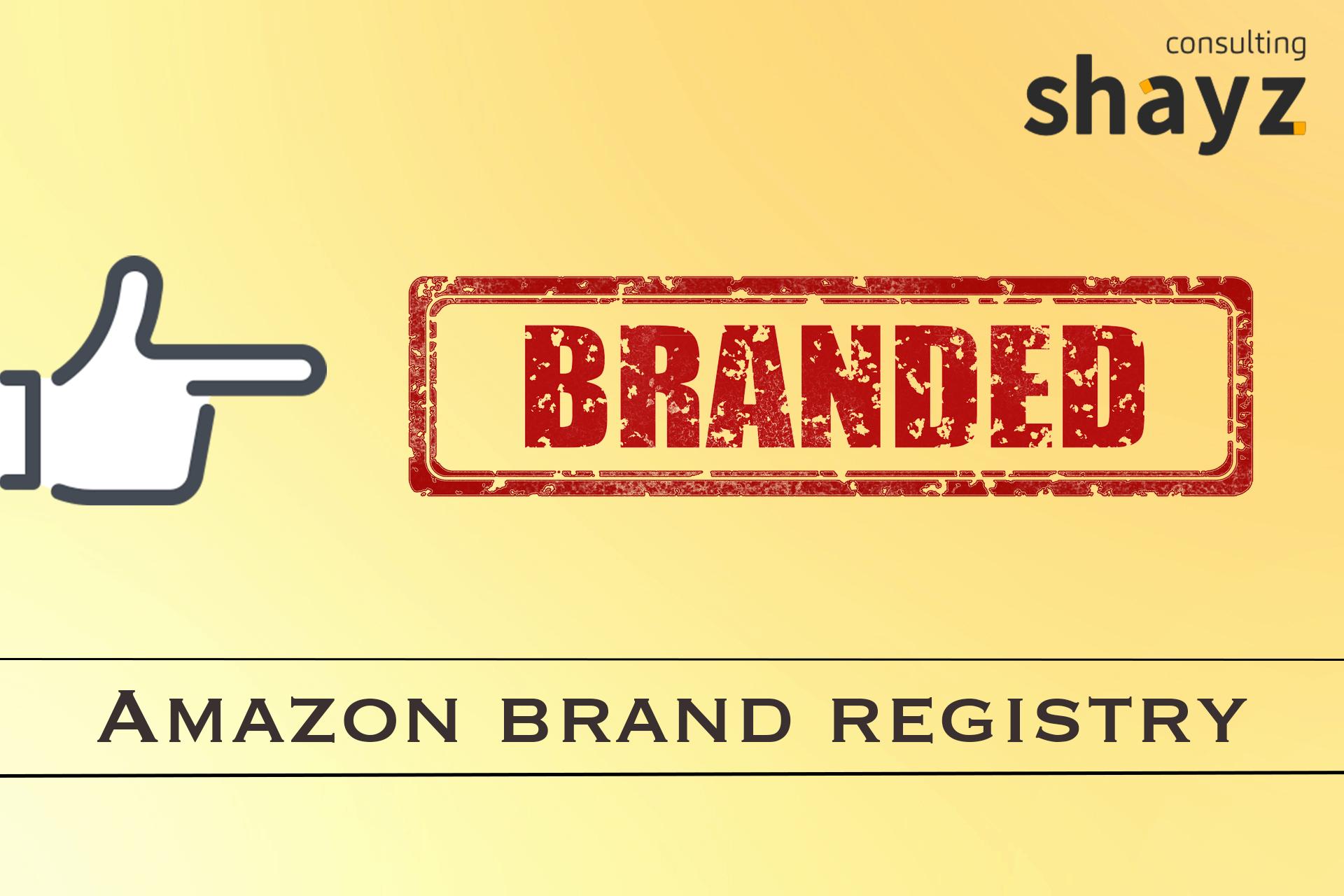 """""""Amazon Brand Registry"""" registravimosi atnaujinimas"""