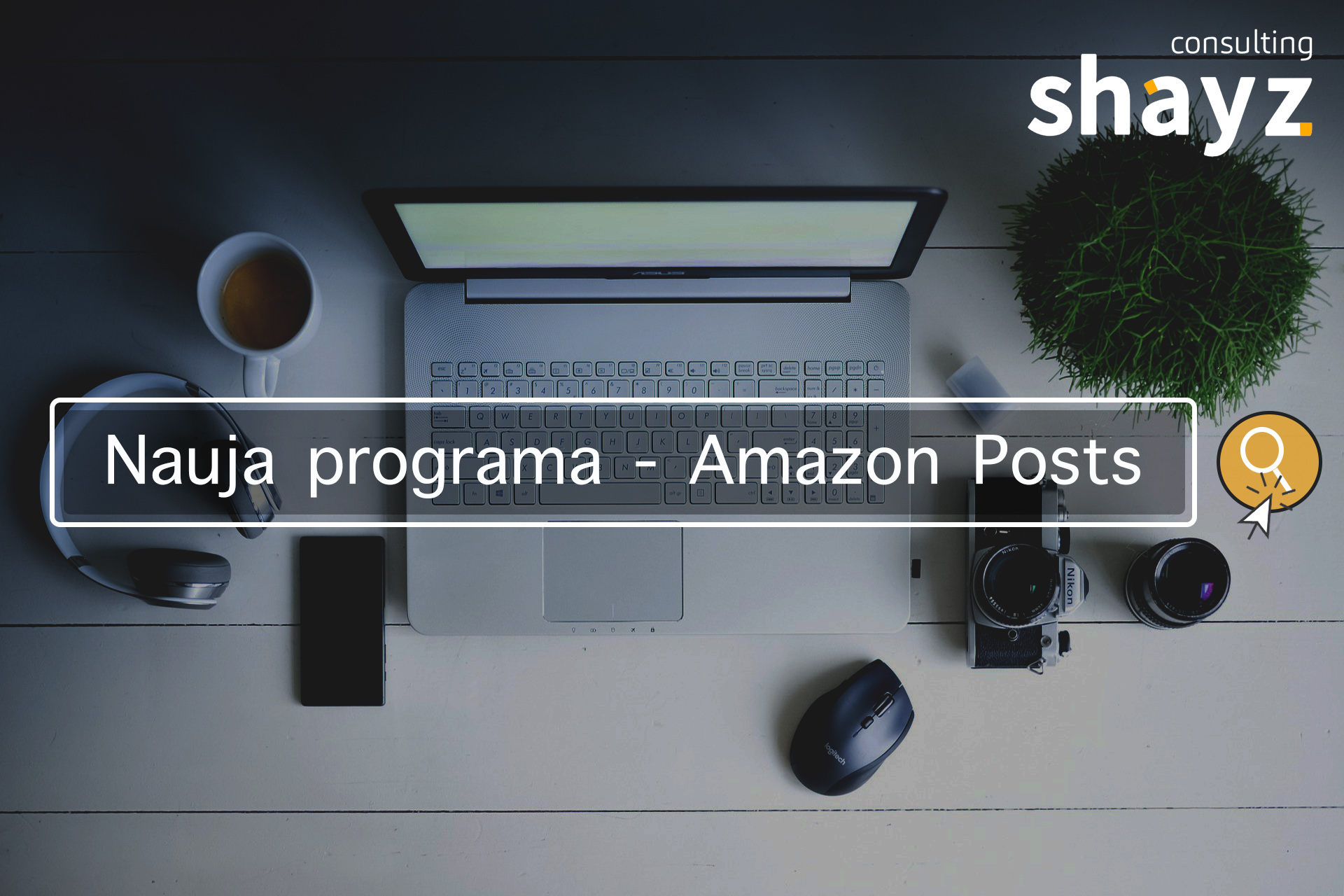 Nauja programa – Amazon Posts